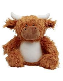 Zippie Highland Cow